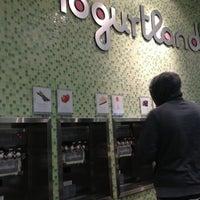 Photo taken at Yogurtland by Abraham on 3/19/2012