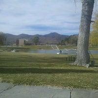 Photo taken at Ashley Pond by Jess V. on 11/19/2011