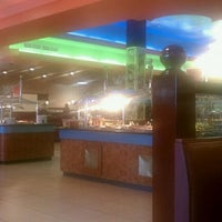 Photo taken at Hibachi Grill & Supreme Buffet by Courtney K. on 5/5/2011