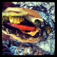 Photo taken at Five Guys by Mark S. on 4/6/2012
