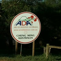 Photo taken at A.D.A (Art of Defence Australia) by Rob H. on 3/29/2011