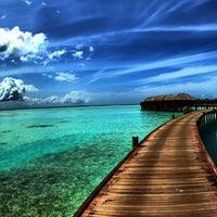 Photo taken at Dreams Cancun Resort & Spa by Malu Y. on 3/12/2012