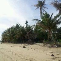 Photo taken at Power Beach Resort by Erik J. on 1/26/2012