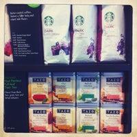 Photo taken at Starbucks by Lisa M. on 8/1/2012