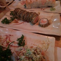 Photo taken at Sushi Market by Alexandra L. on 3/29/2012
