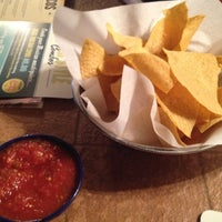 Photo taken at On The Border Mexican Grill & Cantina by Russ M. on 12/26/2011