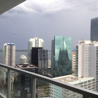 Photo taken at Axis Brickell by Kimberly W. on 6/8/2012