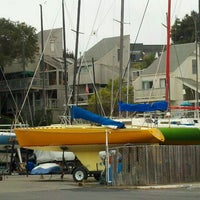 Photo taken at Santa Cruz West Harbor - Docks A-E by Morgan C. on 9/30/2011