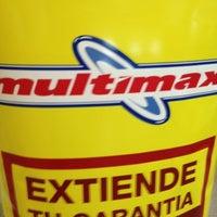 Photo taken at Multimax by Juan on 6/20/2012
