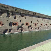 Photo taken at Fort Pulaski by Ray S. on 11/17/2011