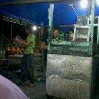 Photo taken at Nusa Jaya Pecal Lele by Jurick C. on 9/3/2011