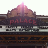 Photo taken at The Palace Theatre by Nicole L. on 8/27/2011