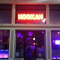 Photo taken at Tangerine Hookah Lounge by Yuri L. on 2/26/2011