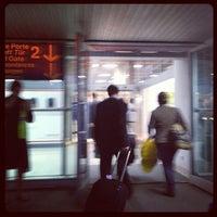 Photo taken at Aéroport Strasbourg-Entzheim (SXB) by 26893454 on 6/21/2012