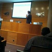 Photo taken at Edificio 101 @webcongress by ivovaladares .. on 9/29/2011