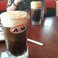 Photo taken at A&W by Mike C. on 8/14/2012