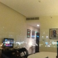 Photo taken at Cristal Hotel by Abdul A. on 5/20/2012