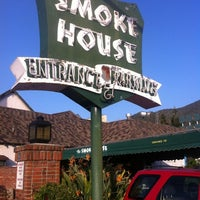 Photo taken at Smoke House Restaurant by JD F. on 5/7/2012