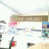 Photo taken at Kantin Raos Linuwih by Indah Lindiana Dewi R. on 4/16/2012