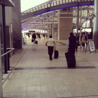Photo taken at Brisbane Domestic Terminal by Ferdy O. on 5/24/2012