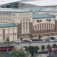 Photo taken at Diamond Jo Casino by Jesse G. on 8/29/2011