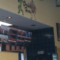 Photo taken at George's Gyros Spot #2 by Mick on 9/14/2011