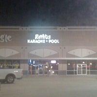 Photo taken at Reno's Karaoke and Pool by Kayla R. on 9/21/2011