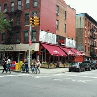 Photo taken at Sidewalk Bar & Restaurant by Mike D. on 6/17/2012