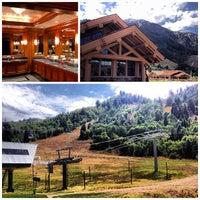 Photo taken at Snowbasin Resort by Creighton G. on 8/22/2012