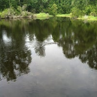 Photo taken at Fontainebleau State Park by Jerry P. on 6/9/2012