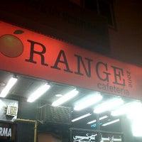 Photo taken at Orange Zone Cafeteria by Jason Q. on 9/9/2011