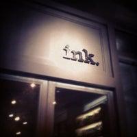 Photo taken at ink. by Matt W. on 11/18/2011