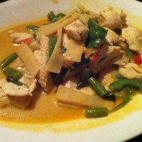 Photo taken at Bhan Thai by Kerry C. on 3/10/2011
