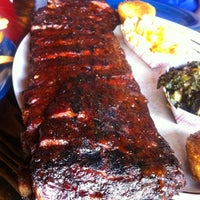 Photo taken at Dinosaur Bar-B-Que by Brad L. on 8/19/2012