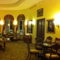 Photo taken at Hotel Haikko Manor Porvoo by Antti A. on 1/2/2011