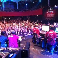 Photo taken at Le Bataclan by Aymeric L. on 11/11/2011