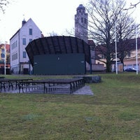 Photo taken at Almedalen by Niclas B. on 3/1/2012