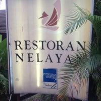Photo taken at Restoran Nelayan by 'CATUABA' Impian Putra C. on 8/12/2012