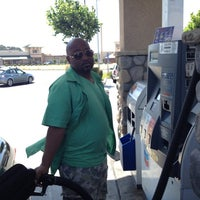 Photo taken at Chevron by Teresa T. on 7/14/2012