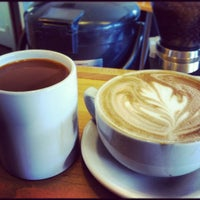Photo taken at Waking Life Espresso by Jarred on 8/25/2012