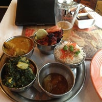 Photo taken at Bombay Masala by Chef Jose S. on 7/18/2012