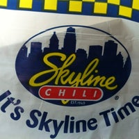 Photo taken at Skyline Chili by Bruce H. on 7/19/2012