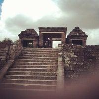 Kraton Ratu Boko (ratu Boko Palace)