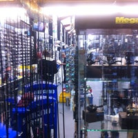 Photo taken at Fishing Tackle Australia by Don C. on 6/8/2012