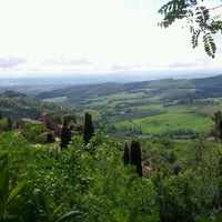 Photo taken at Montepulciano by Rima S. on 5/22/2012
