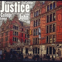 Photo taken at John Jay College of Criminal Justice by Luis C. on 3/21/2012