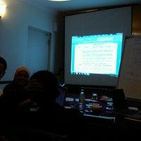 Photo taken at Rumah Peranginan TNB by Sakura A. on 5/3/2012