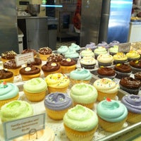 Photo taken at Magnolia Bakery by Jo R. on 2/29/2012
