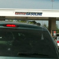Photo taken at Costco Gas by Don F. on 4/15/2012