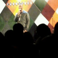 Photo taken at Carolines on Broadway by Delva B. on 3/12/2012